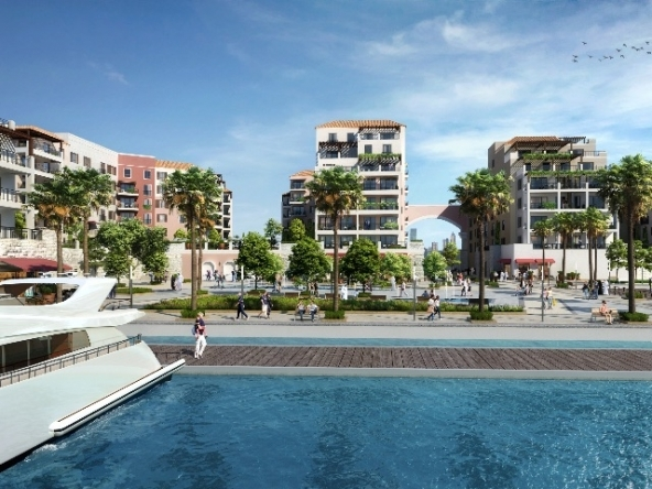 3 bed apartment in Port De La Mer with the Marina view