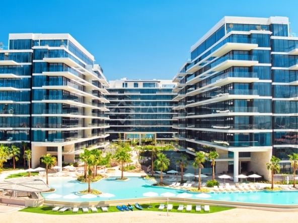 new luxury apartment in palm jumeirah