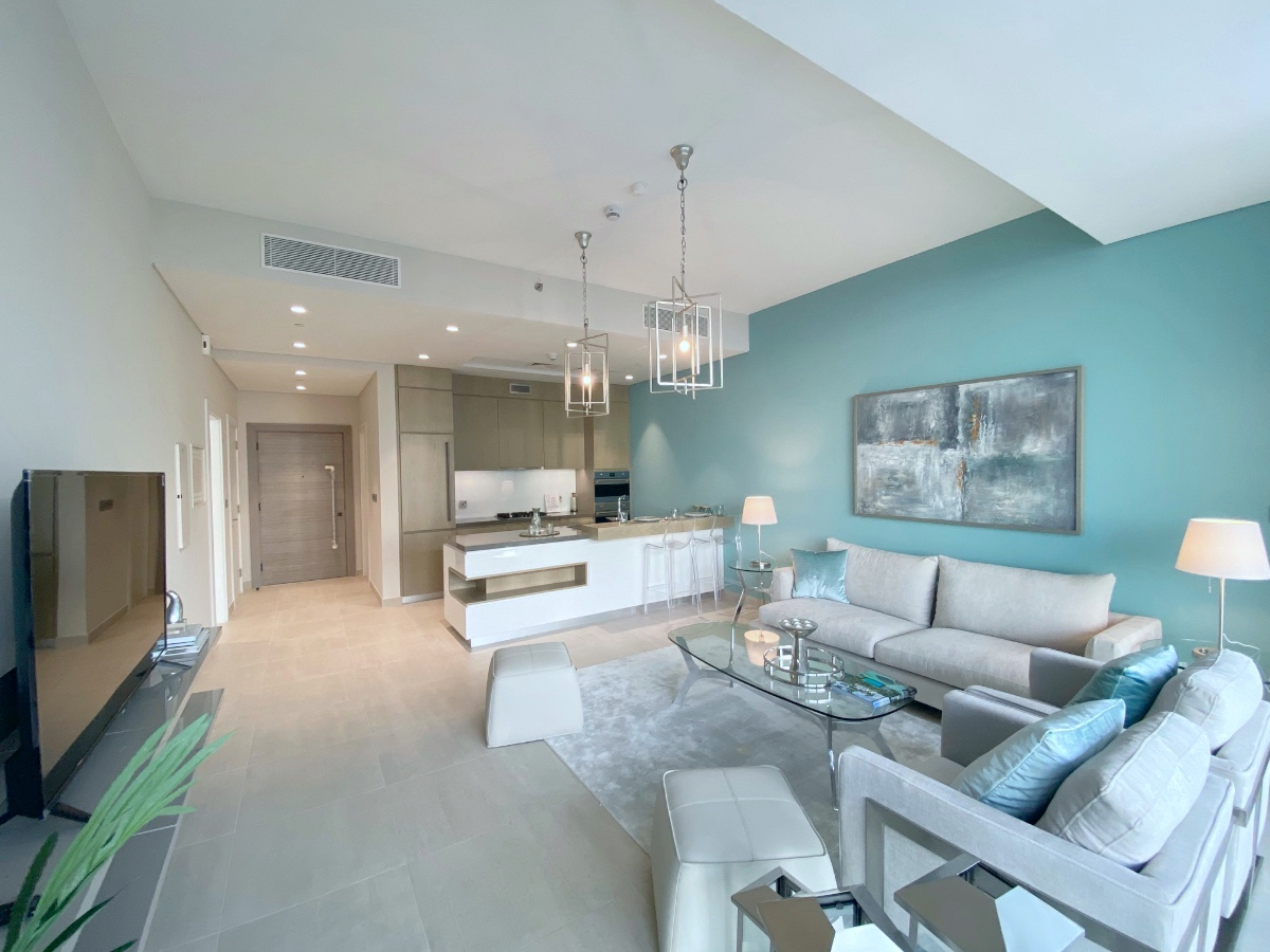 Luxury 1 Bed Apartment