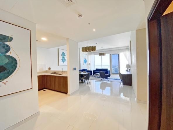 spacious 3-bed apartment